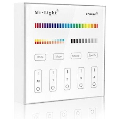Tv, Video & Audio Cct B4 Smart Touch Panel Remote Wifi Wlan Wandschalter Controller Ausgereifte Technologien Sanft Mi-light Rgb