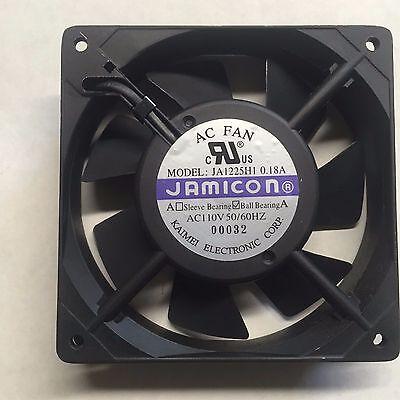 Jamicon JA1225B11H-T  Ball Bearing AC Fan