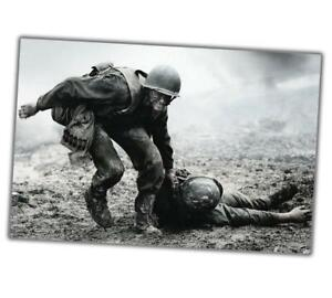 World-War-Photo-Normandy-d-day-saving-a-soldier-WW2-Glossy-Size-034-4-x-6-034-inch