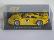 Fly Car Porsche 911 GT1 Guia Slot Racing #2 - Ref. E31