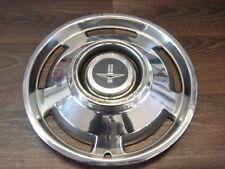 """1965-1966 Chevrolet CORVAIR,CORSA,Chevy II leicht lädierte Radkappe/Hub Cap 13"""""""