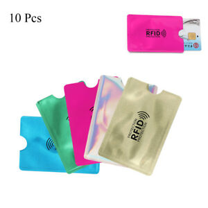10x-Anti-Theft-Credit-Card-Protector-RFID-Blocking-Aluminum-Safety-Sleeve-Shield