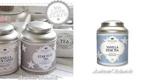 TAFELGUT-VANILLA-STAR-TEA-Schwarzer-Tee-Vanille-100g-Sterne-Teedose-hell-blau
