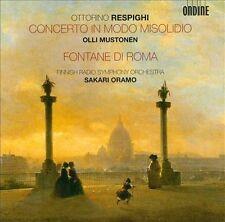 Concerto in Modo Misolidio Fontane Di Roma, New Music