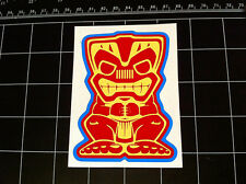 Islander TIKI Bob style Decal / Sticker Sahara Wrangler CJ 4x4 Cherokee Patriot