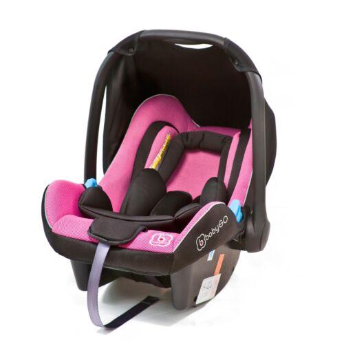 BabyGo Travel XP Babysafe Taille 0 à 13 kg Pink