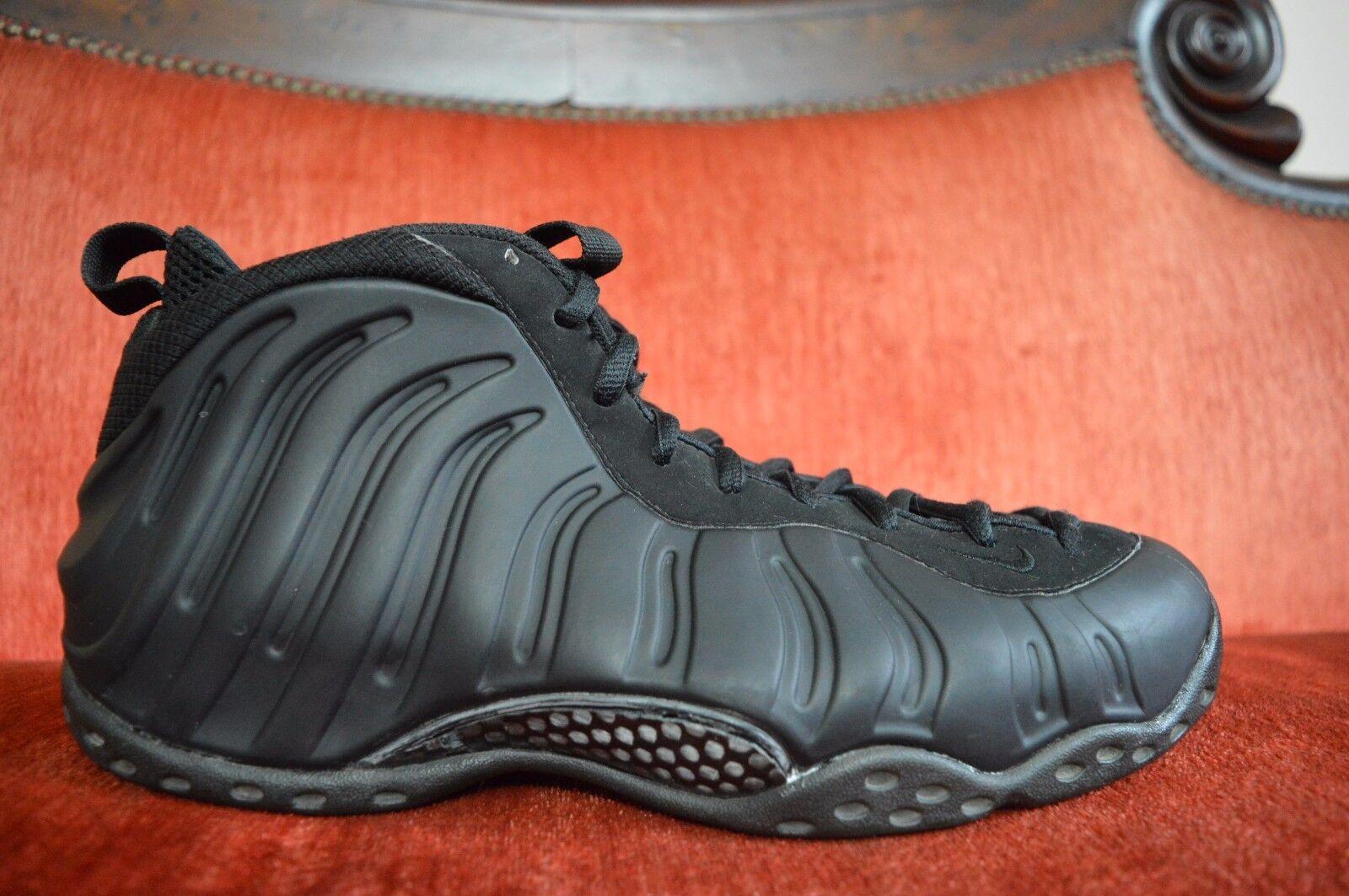 top fashion 51e1a c6c44 Nike Air Foamposite one Negro out Negro de Anthracite 2018 comodo especial  de Negro tiempo limitado 2641c0