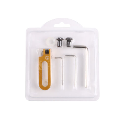 Archery Stainless Steel Cushion Plunger Screw/&Arrow Rest for Compound Bow