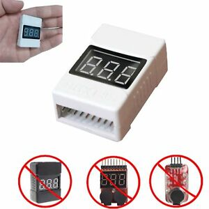 1S-8S-RC-Lipo-Battery-Monitor-Alarm-Tester-Checker-Low-Voltage-LED