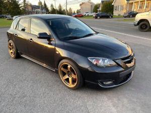 Mazdaspeed3 2009 Mazda Speed 3 **25000KM** 400HP