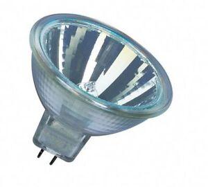 20x-osram-Reflector-Lamp-Decostar-Standard-51S-51mm-44870WFL-36-GU5-3-12V-50W