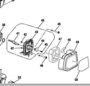 OEM-RYOBI-AIR-FILTER-amp-COVER-amp-AIR-BOX-BASE-ASSY-for-251PH-252CS-253SS-254BC