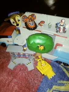 Paw-patrol-toys-used-lot-13-pieces