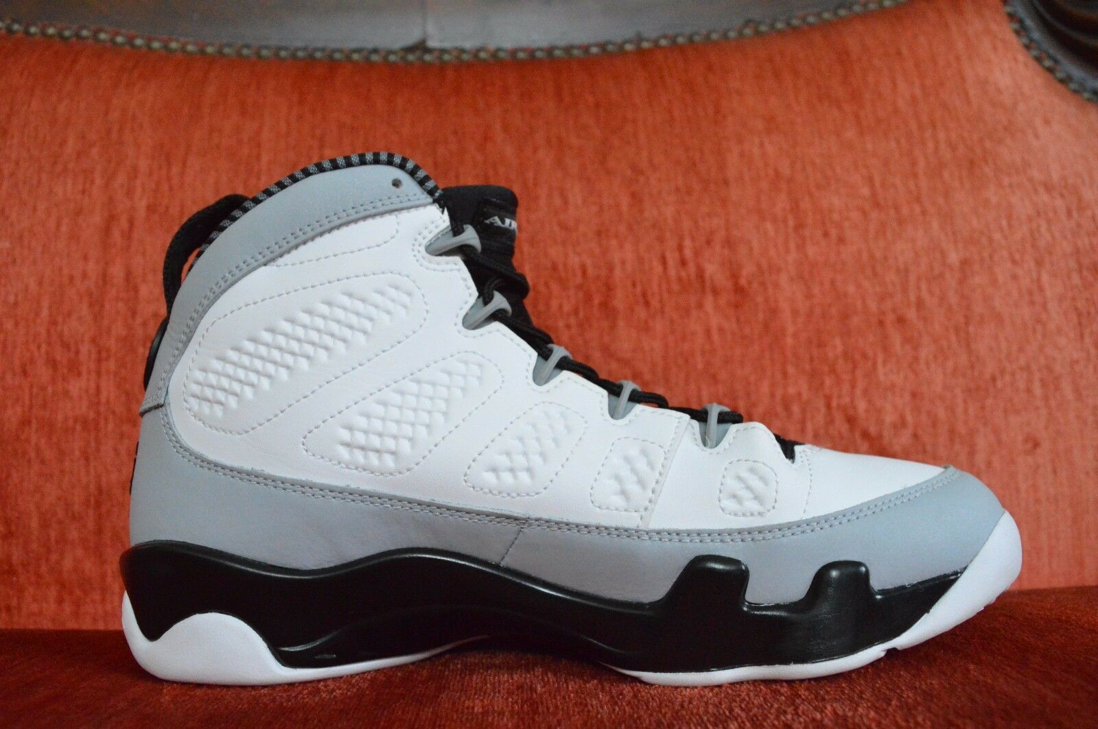 WORN TWICE Nike Air Jordan 9 IX retro Barons Comfortable Seasonal price cuts, discount benefits