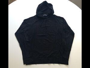 Neil-Barrett-felpa-uomo-taglia-L-in-cashmere-lana-cotone-made-in-italy