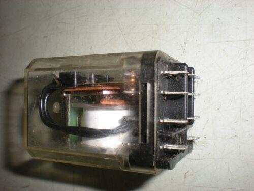 Omron Model MJ3P-UA-AC120 3-Pole Double Throw Relay 120VAC Coil