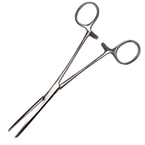 "Straight Hemostat Clamp 7/""- Hobby Grade Forceps Surgical Medical"