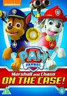 Paw Patrol Marshall and Chase on The Case with Drew Davis DVD