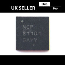 2x ON Semiconductor NCP81101 NCP 81101 Multi-Phase Buck Charger IC Chip