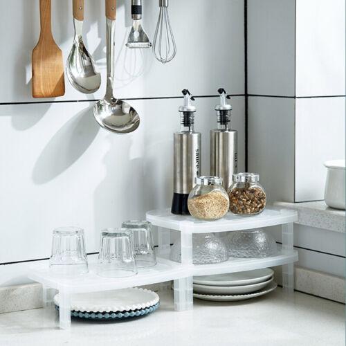Kitchen Dish Cup Drying Rack Drainer Dryer Tray Cutlery Holder Organizer Storage