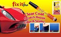 Fix it Pro Clear Coat Car Scratch Repair Pen for Car, Van & Bike. As seen on TV