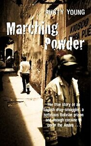 Marching-Powder-by-Young-Rusty-Paperback-Book-The-Fast-Free-Shipping
