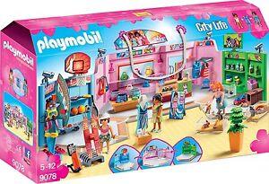 Playmobil 9078 Arcade commerçante Nouveauté 2017 Ovp /