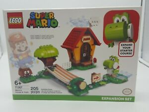 LEGO Super Mario: Mario's House & Yoshi Expansion Set (71367)