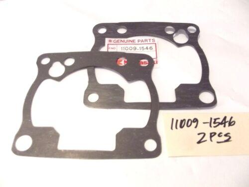 Kawasaki 11009-1546 11060-1575 /'86 /'87 KXT250 KX250 Cylinder BASE GASKETS 2pcs