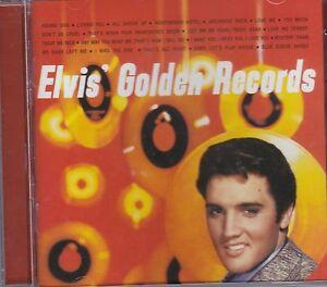 ELVIS-PRESLEY-ELVIS-039-GOLDEN-RECORDS-VOLUME-1-CD-NEW