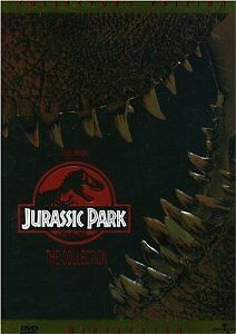 Brand-New-DVD-Jurassic-Park-The-Collection-Jurassic-Park-The-Lost-World-WS