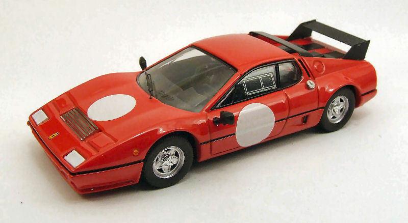 Ferrari 512 Bb Test Fiorano 1978 1 43 Model BEST MODELS