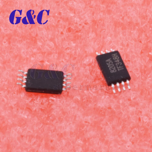 50PCS CEG8205 8205A TSSOP-8 Dual N-Channel Enhancement Mode Mosfet S6