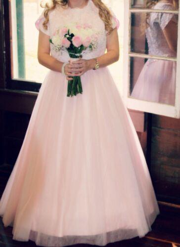 Pink Wedding Gown/Formal dress