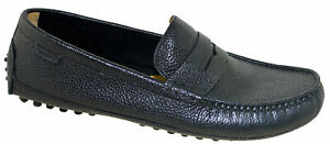 Cole-Haan-Men-039-s-Grant-Canoe-Penny-Loafer-Black-Style-C12132