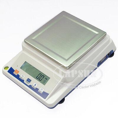 5KG 5000g x 0.1g Electronic Digital Kitchen Scale Weighing Balancer 50001BF LB