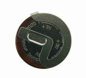 VL2020-Batterie-Rechargeable-Bmw-3-5-Serie-E46-E39-Remote-Key-Panasonic-Japon