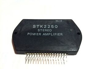NEW 1PCS STK2250 SANYO STEREO POWER AMPLIFIER