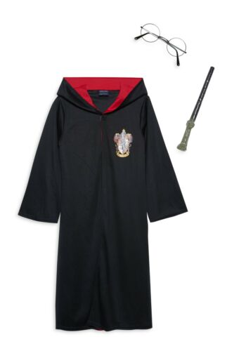 Harry Potter GRYFFINDOR Kids Dress Up Costume 5-6//7-8//9-10 Years Birthday Party
