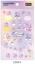 miniature 11 - Official BTS BT21 Baby Character Clear Stickers +Freebie + Free Tracking KPOP