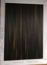 14x Furnier Holz ALPI Ebenholz Modellbau Ausbesserung basteln Intarsien