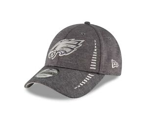 free shipping 7def3 ddf26 Image is loading Philadelphia-Eagles-New-Era-Speed-Tech-9FORTY-NFL-