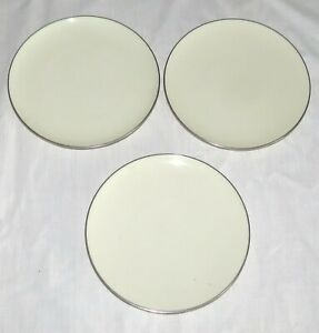 Lenox-Olympia-Platinum-THREE-6-3-8-in-Bread-Plates