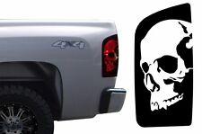 Vinyl Decal Skull Brake Light Wrap Kit for Chevy Silverado 1500/2500/3500 08-13