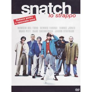 Snatch-Lo-Strappo-Dvd-Nuovo