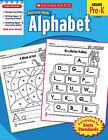 Scholastic Success with Alphabet, Grade Pre-K by Janie Schmidt (Paperback / softback, 2010)
