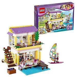 LEGO Friends Stephanie's Beach House (41037)