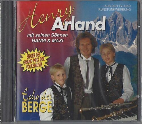 1 von 1 - HENRY ARLAND / ECHO DER BERGE * NEW & SEALED CD * NEU *