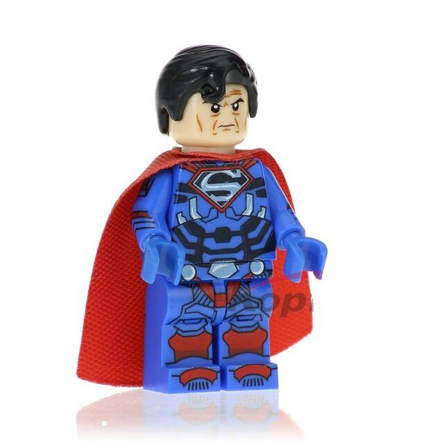 SUPERMAN STATUE FALSE GOD MINIFIGURE BRAND NEW SEALED
