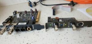 RME Hammerfall HDSP PCI card with Wordclock card. 128 channel, 24 bit 96 kHz.